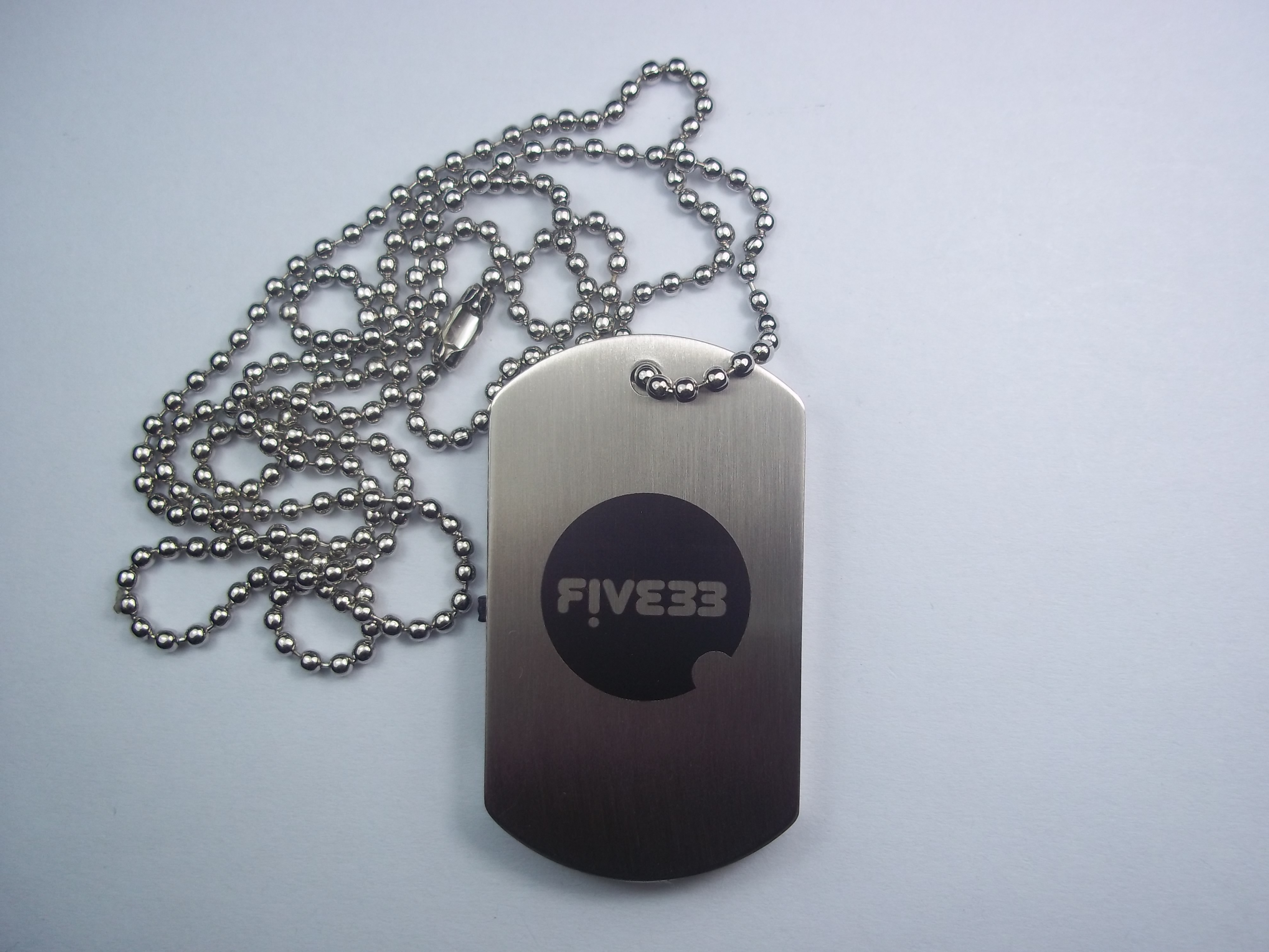 Five33 Dogtag